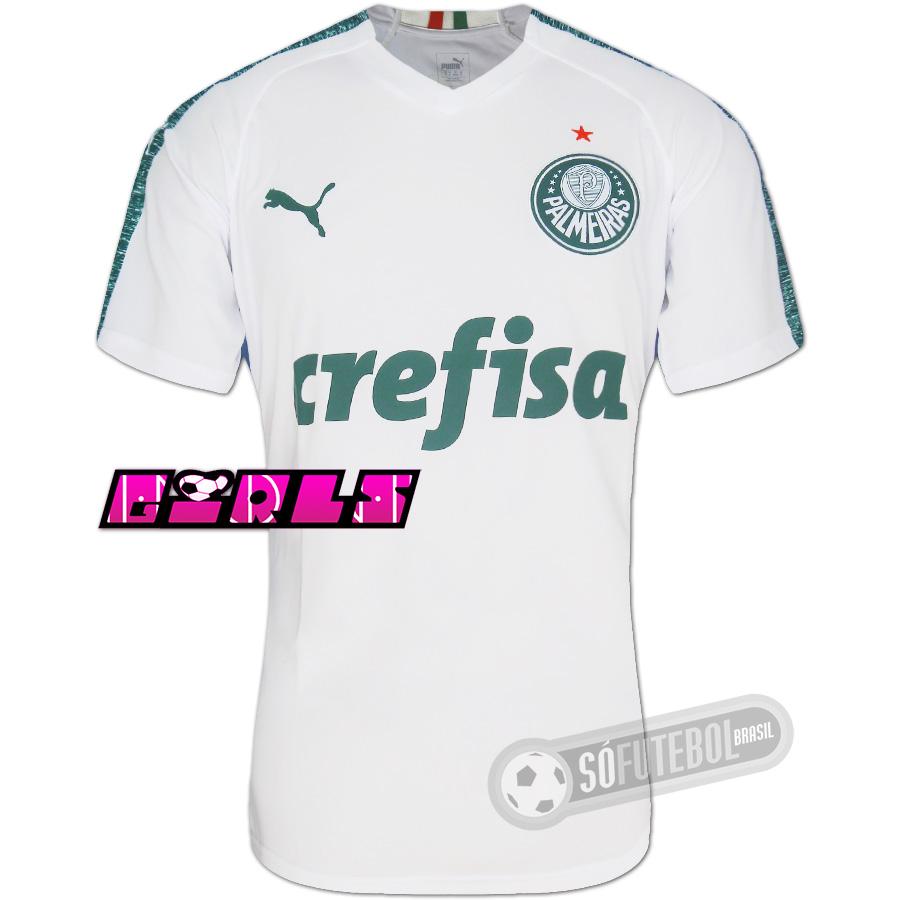 ad2c05f3f5 Camisa Palmeiras - Modelo II Feminina. Carregando.