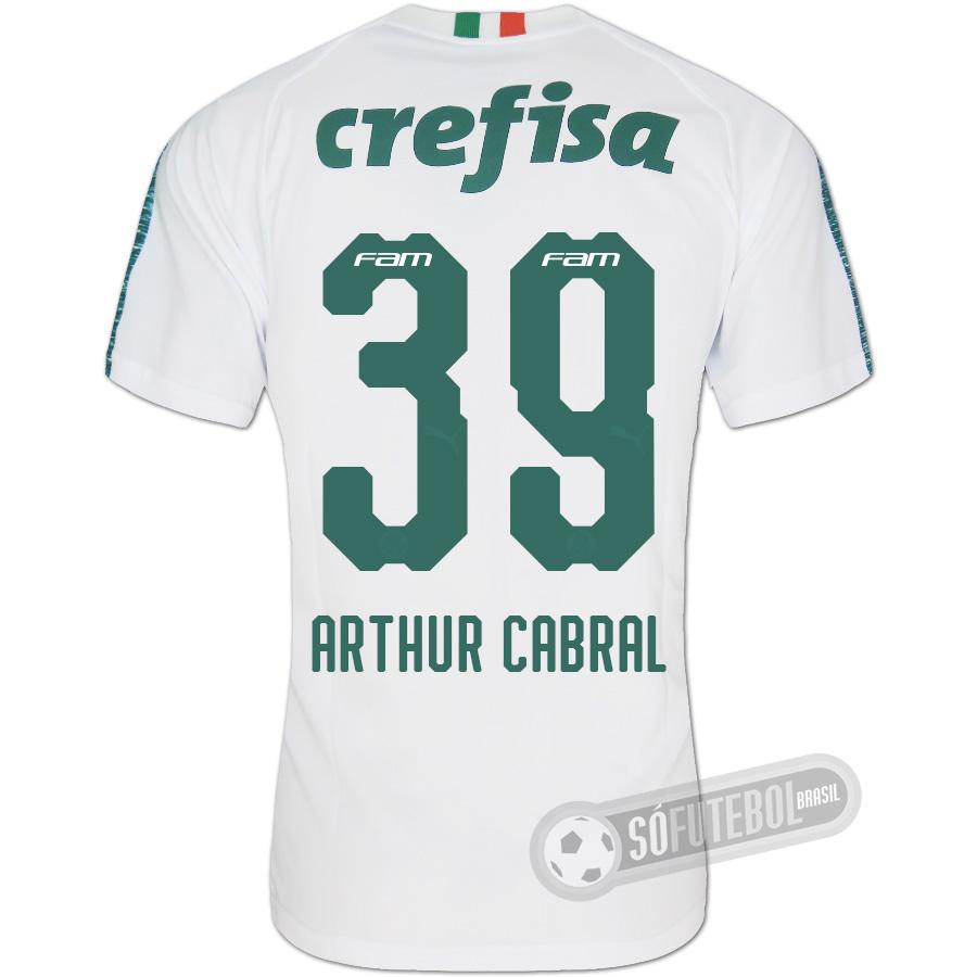 189d901d1f70f Camisa Palmeiras - Modelo II (ARTHUR CABRAL  39). Carregando.
