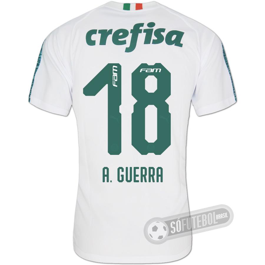 0bc750890e421 Camisa Palmeiras - Modelo II (A. GUERRA  18). Carregando.