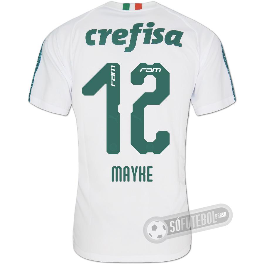 Camisa Palmeiras - Modelo II (MAYKE  12). Carregando. d5f314a6de8dd