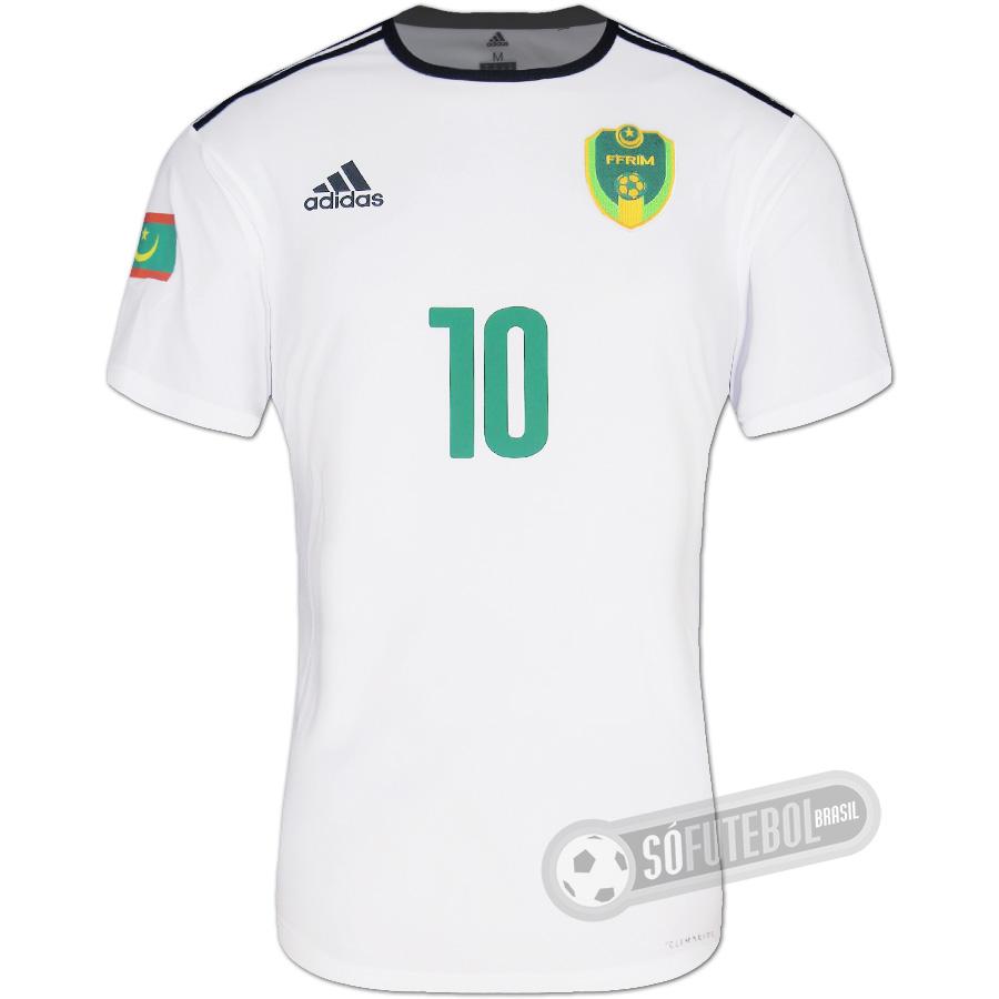 Camisa Mauritânia - Modelo II. Carregando. a2c02878160e7